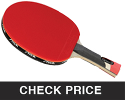 STIGA Pro Carbon Table Tennis Paddle