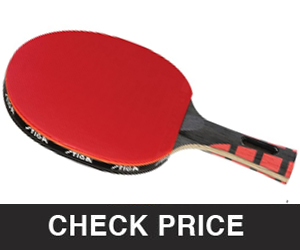 STIGA Evolution Performance -Level Table Tennis Racquet