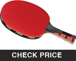 Stiga Evolution Table Tennis Racquet