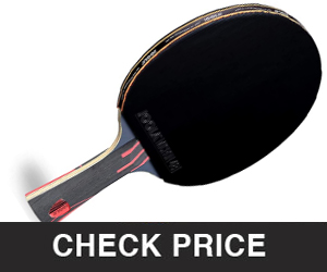 JOOLA Infinity Overdrive Professional Ping Pong Paddle