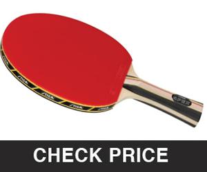 STIGA Apex Performance Ping pong paddle