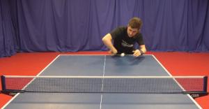 Basic table tennis skills